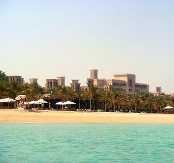 UAE, Dubai, Jumeirah Beach