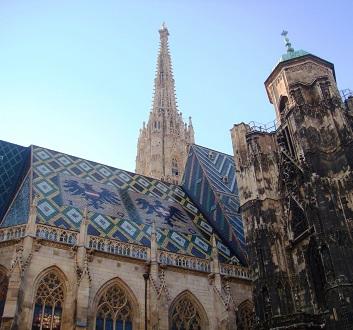 Austria, Vienna, St. Stephen's Cathedral