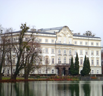 Austria, Schloss Leopoldskron