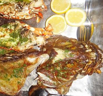 Oman, Oman Hamour (Grouper)