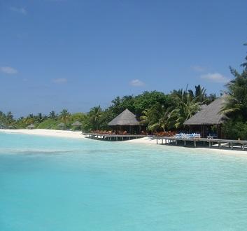 Maldives, Rangali Island