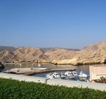 Oman, Muscat, Shangri-La Hotel