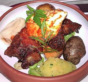 Peru, Cusco, Hearty Meal