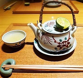 Japan, Matsutake Dobin Mushi Soup
