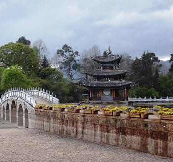 China, Lijiang, Black Dragon Pool