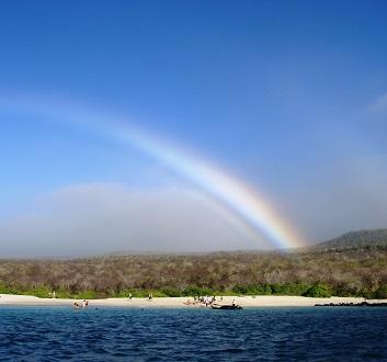 Ecuador, Galapagos, San Cristobal Island, Playa Ochoa