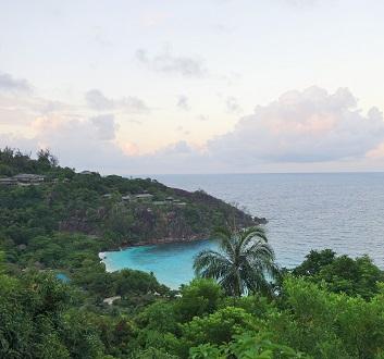 Seychelles, Mahé Island, Four Seasons Resort Seychelles