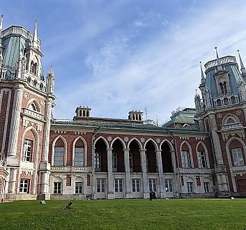 Russia, Moscow, Tsaritsyno