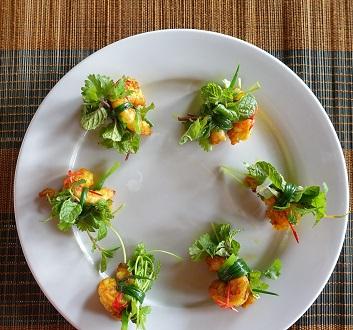 Vietnam, Tam Huu Spring Roll