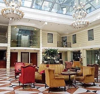 Russia, Saint Petersburg, Kempinski Hotel Moika 22