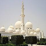 阿联酋, 阿布扎比, 谢赫扎耶德清真寺