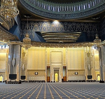 Kuwait, Kuwait City, Grand Mosque