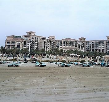 UAE, Abu Dhabi, St. Regis Saadiyat Island, Abu Dhabi