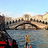 Włochy, Wenecja, Most Rialto