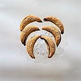 Maamoul饼干与日期水果