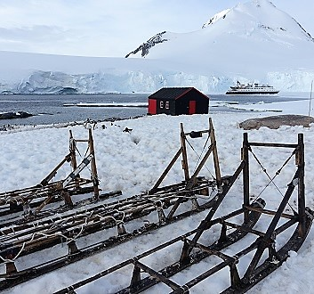 Antarctica, Port Lockroy
