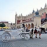 Polska, Kraków, Stare Miasto, Sukiennice
