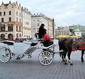 Poland, Kraków, Old Town