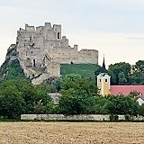 Słowacja, Zamek Beckov