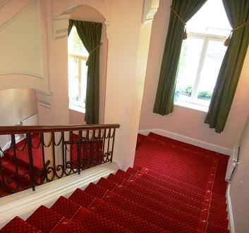 Latvia, Riga, Grand Palace Hotel