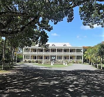 Africa, Mauritius, Château de Labourdonnais