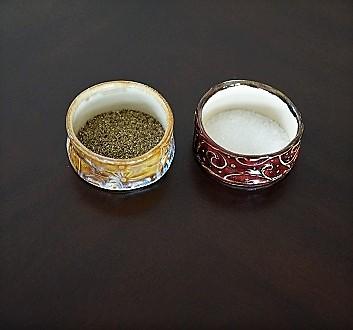 Salt, Black Pepper