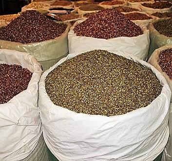 China, Chengdu, Chengdu Spice Market