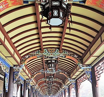 China, Chengdu, Dujiangyan City