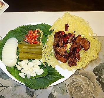 China, Harbin, Dōngběi Cuisine, Beef