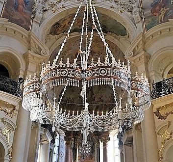 Czech Republic, Prague, Old Town Square, St. Nicholas Church