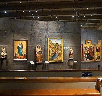 Czech Republic, Prague, Convent of Saint Agnes in Prague, Medieval Religious Art