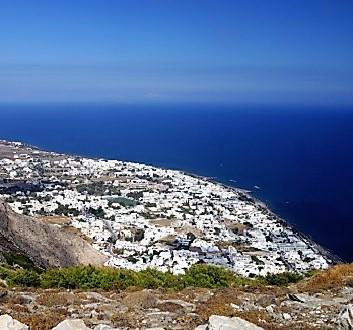 Greece, Santorini, Kamari