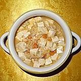 豆腐和蟹黄