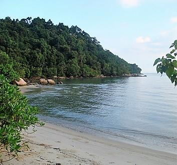 Malaysia, Penang, Penang National Park