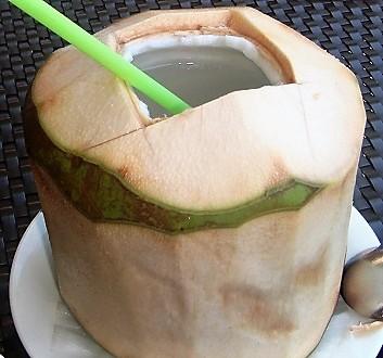 Malaysia, Penang, Coconut