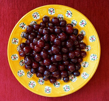 France, Whole Cherries