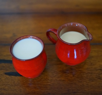 France, Milk, Heavy Cream