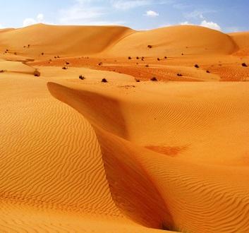 Oman, Wahiba Sands