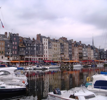 France, Normandy, Honfleur