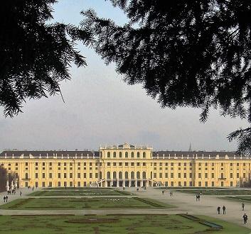 Austria, Vienna, Schönbrunn Palace