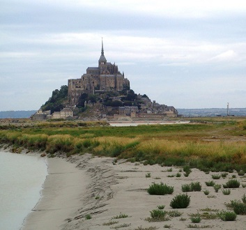 France, Normandy, Mont St Michel