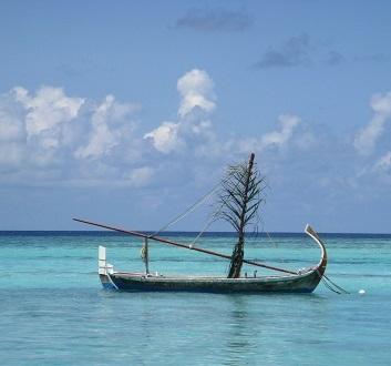 Maldives, Maldivian Boat