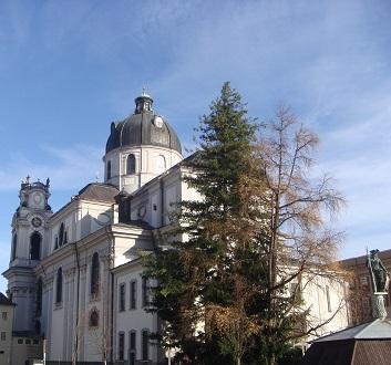 Austria, Salzburg, Kollegienkirche (Collegiate Church)