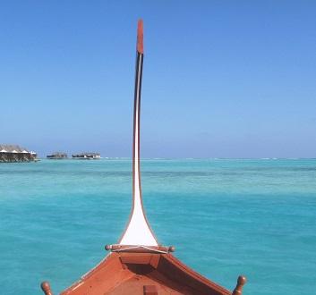 Maldives, Dhoni Boat
