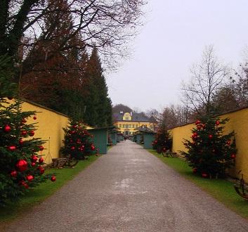 Austria, Hellbrunn Palace