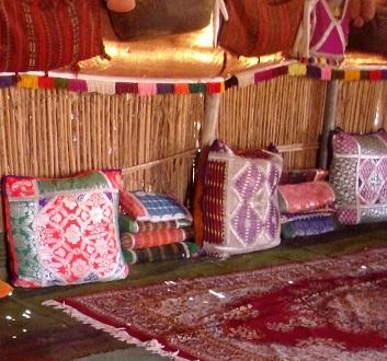 Oman, Wahiba Sands, Bedouin Camp