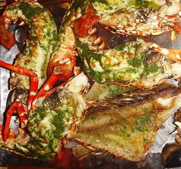 Oman, Oman Lobster