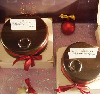 Austria, Original Sacher-Torte