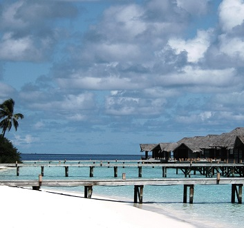 Maldives, Rangali Island, Water Villas