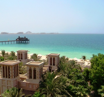UAE, Dubai, Madinat Jumeirah